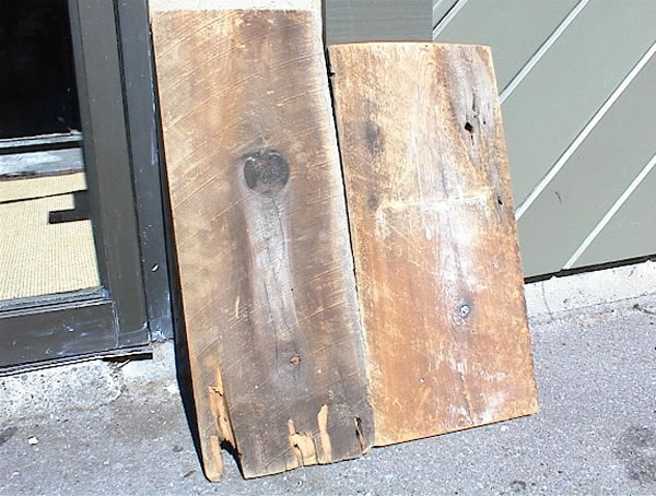 Reclaimed Barn Wood Siding | Pacific Northwest Timbers