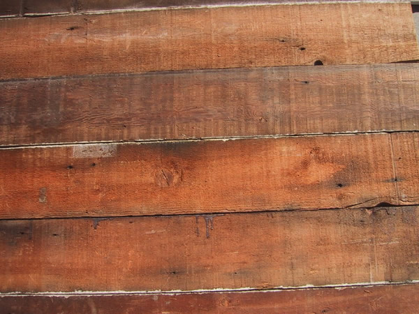 Roughcut 1x12 Doug Fir Barn Siding