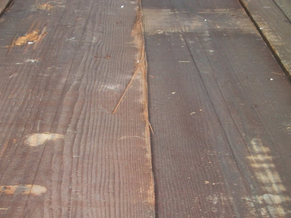 Old Smooth Planed Doug Fir Barn Siding