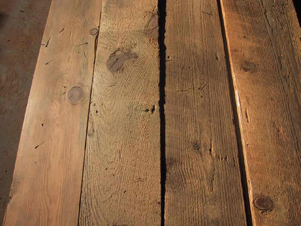 Ponderosa Pine Recreated Barn Wood