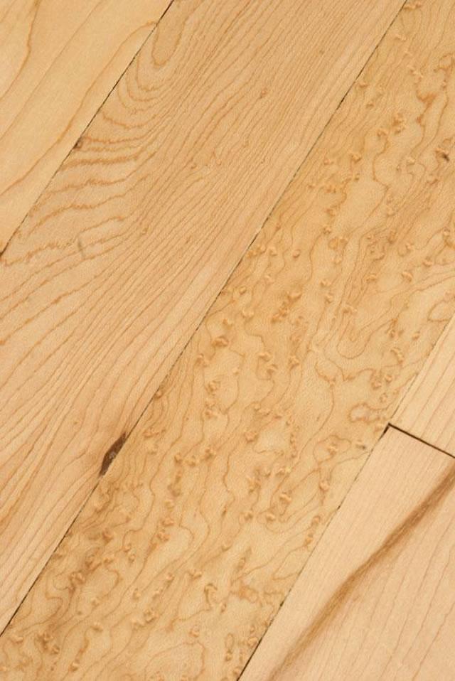 Maple Flooring Reclaimed Installed Sanded