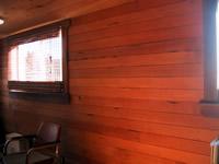 Douglas Fir Interior Paneling Recycled Lumber