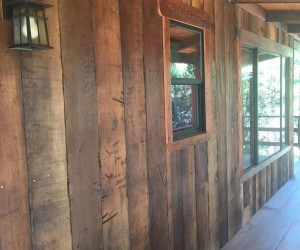 Reclaimed Wood Siding And Paneling