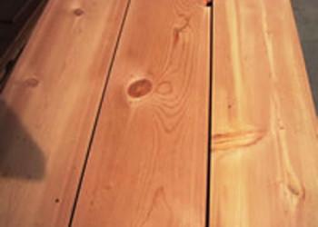 Unfinished Ponderosa Pine Flooring 200px