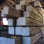 ship timbers