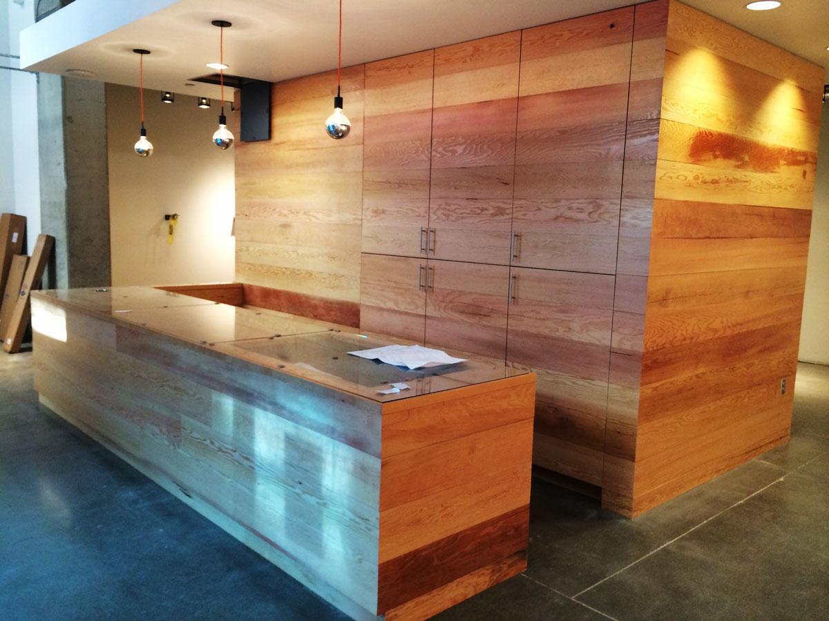 Reclaimed Wood Seattle Reclaimed Lumber Recycled Lumber